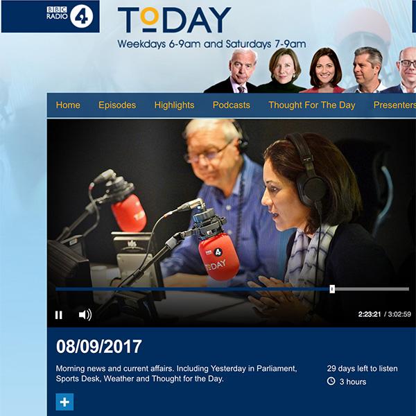 BBC Radio 4 - K J Whittaker and Waterloo Uncovered